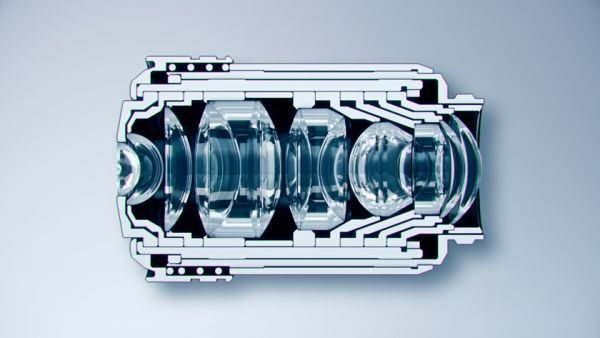 Microscope objective lens design